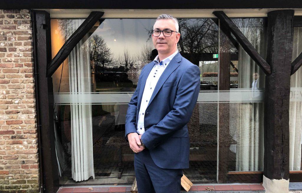 Edwin Welgraven helpt bedrijven