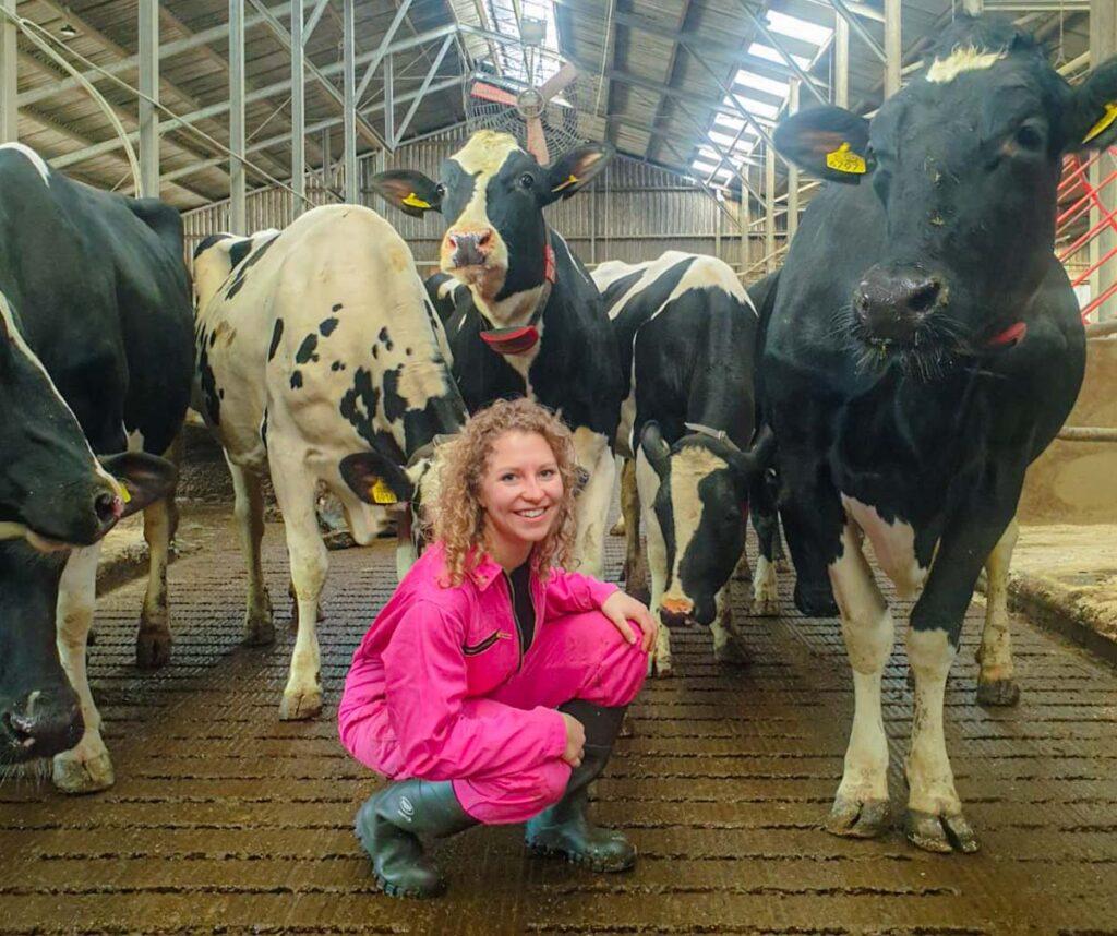 Claudia Accountmanager Food & Agri